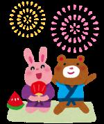 大村花火大会夏越祭り2019時間や穴場は?混雑状況に駐車場も!