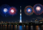 隅田川花火大会2018の場所取りは?混雑状況に駐車場も!