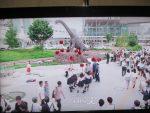 チアダン1話ロケは福井駅で恐竜が可愛い!ジュラシックパーク?